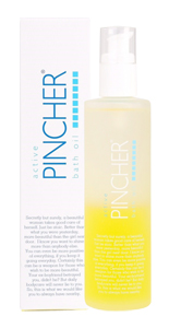 PINCHER active bath oil